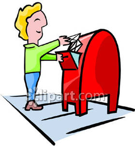 Mail Clipart.