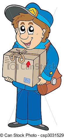 Mailman Stock Illustrations. 3,061 Mailman clip art images.