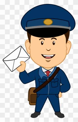 Free PNG Mailman Clipart Clip Art Download.