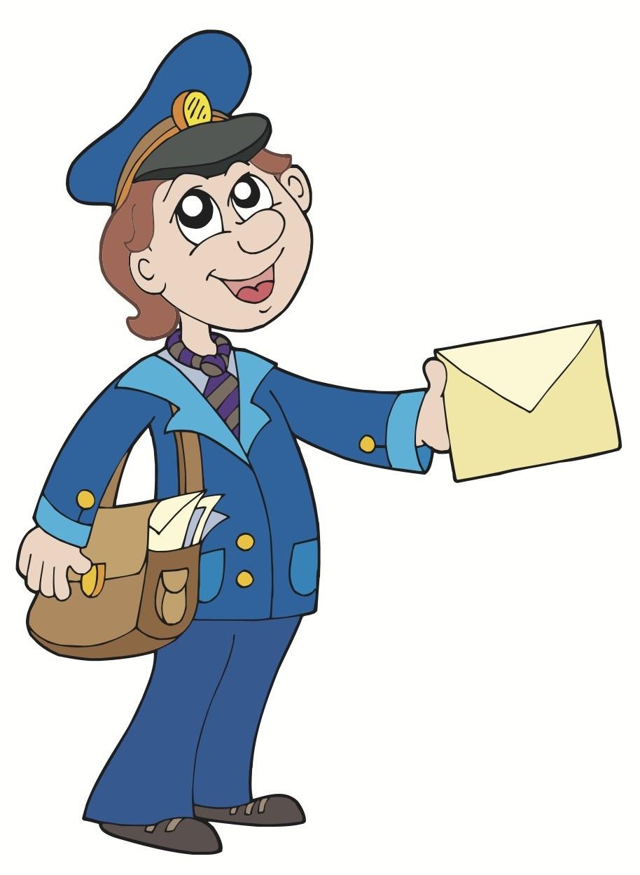 Mailman clipart 4 » Clipart Portal.