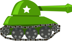 War Tank Clip Art at Clker.com.