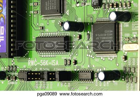 Stock Photograph of technology, day, mother board, main board.