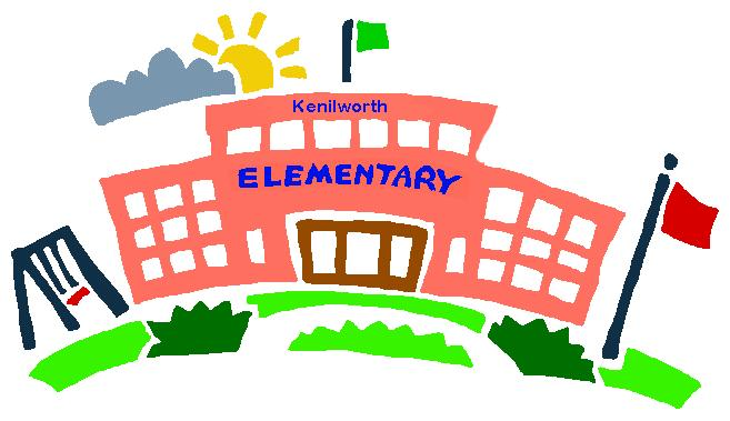 Elementary school main office clipart.