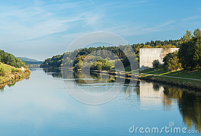 Main Danube Canal Stock Photos, Images, & Pictures.