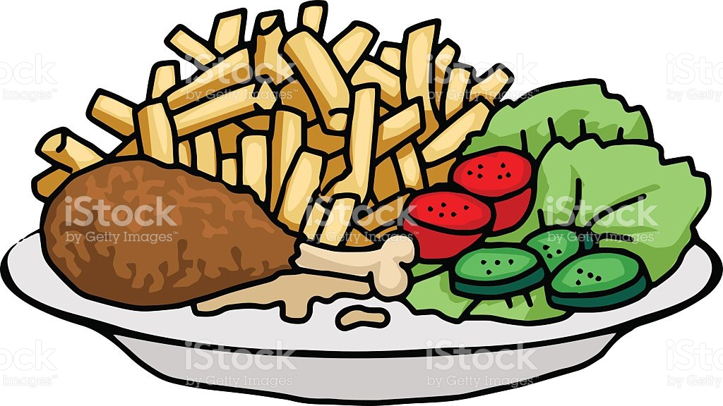 Main dishes clipart 5 » Clipart Station.