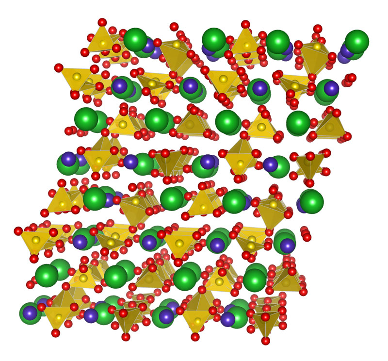 New structures of carbonates at high pressures and their relevance.