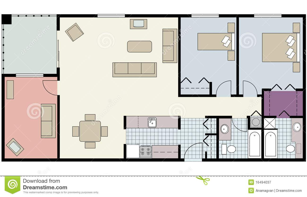 1 Bedroom Apartments In St Louis Main Floor Clipart Clipground