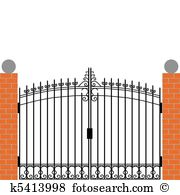 Gate Clipart Royalty Free. 16,808 gate clip art vector EPS.