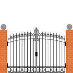 Gate Clipart.