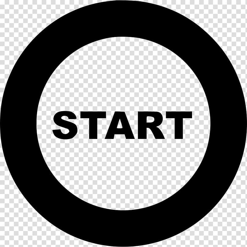 Start menu Computer Icons Button, Button transparent.