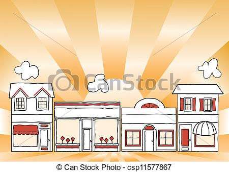 Street Clip Art and Stock Illustrations. 125,382 Street EPS.