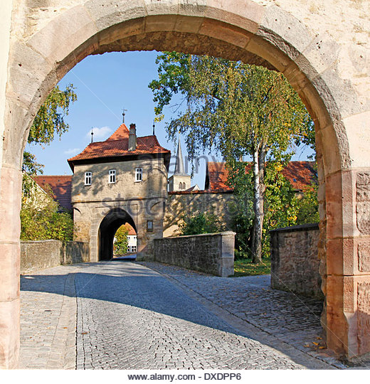 Mainbernheim Gate Stock Photos & Mainbernheim Gate Stock Images.