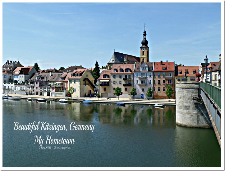 Taking a tour of my beautiful hometown Kitzingen, Germany #Travel.