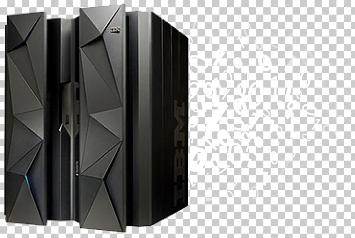 IBM z13 Mainframe computer IBM mainframe, ibm PNG clipart.