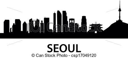 Skyline Seoul.