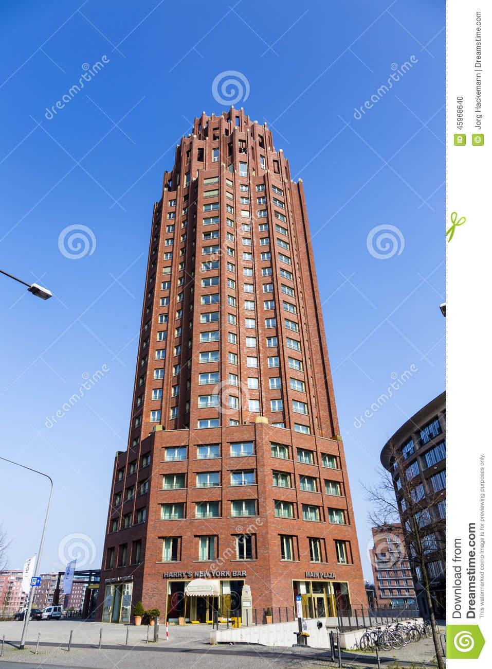 Lindner Hotel & Residence Main Plaza Editorial Image.