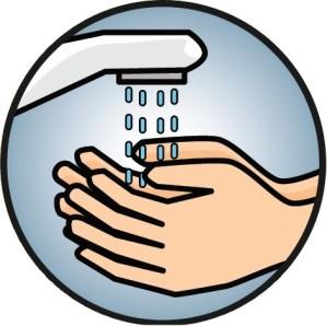 Pictogrammes laver les mains.