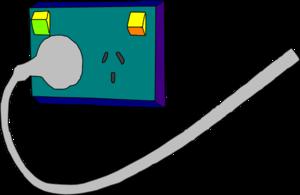 Power Outlet Clip Art at Clker.com.