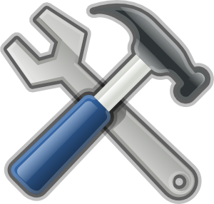 Maintenance Clipart.