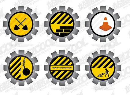 Road maintenance icon Clipart Picture Free Download.