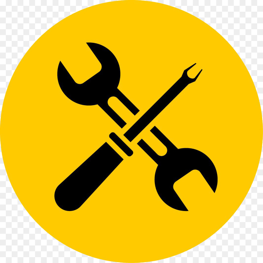 Maintenance Icon clipart.