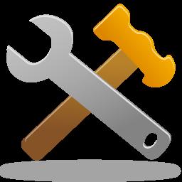 Maintenance icon.