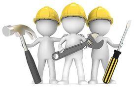 Maintenance Clipart Images.