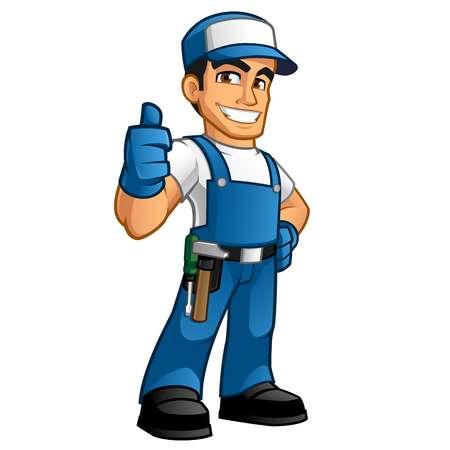 17,289 Maintenance Man Cliparts, Stock Vector And Royalty.