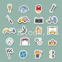 Maintenance sticker clipart #1