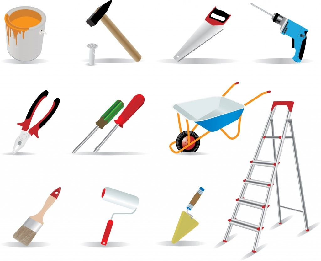 Free Clip Art Maintenance Tools.