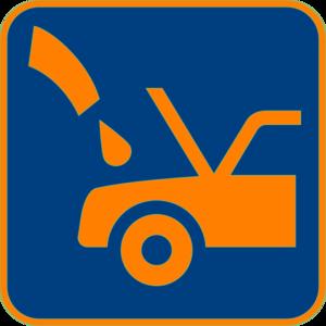 Vehicle maintenance clipart.