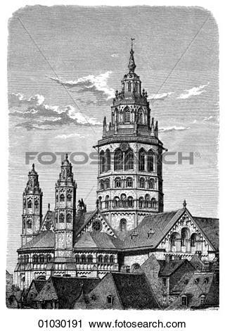 Mainz clipart #17
