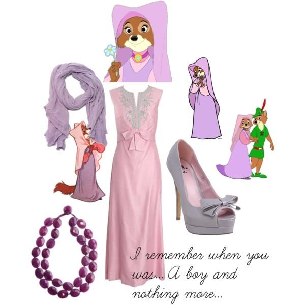 Lady Marian Dress.