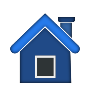 Home Icon 5 Clip Art at Clker.com.