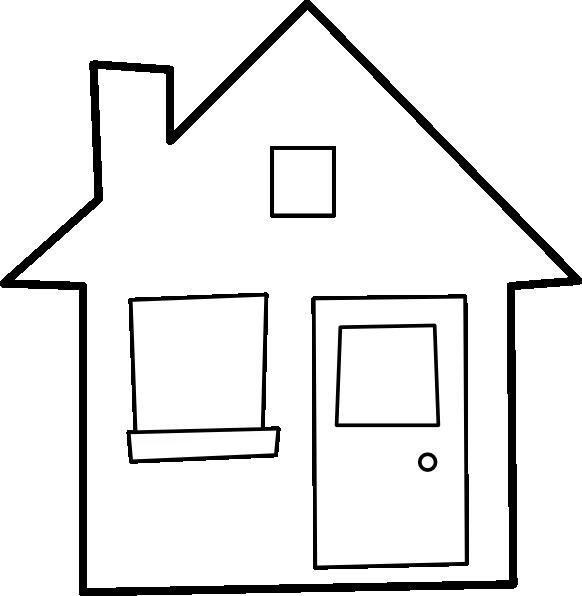 Maison clipart #14