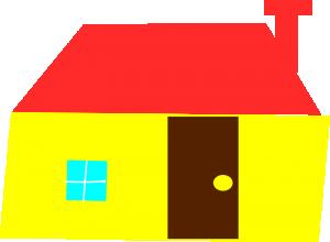 House Elevation / élévation Maison Clip Art Download.