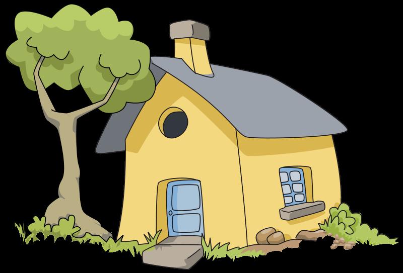 Maison clipart #13