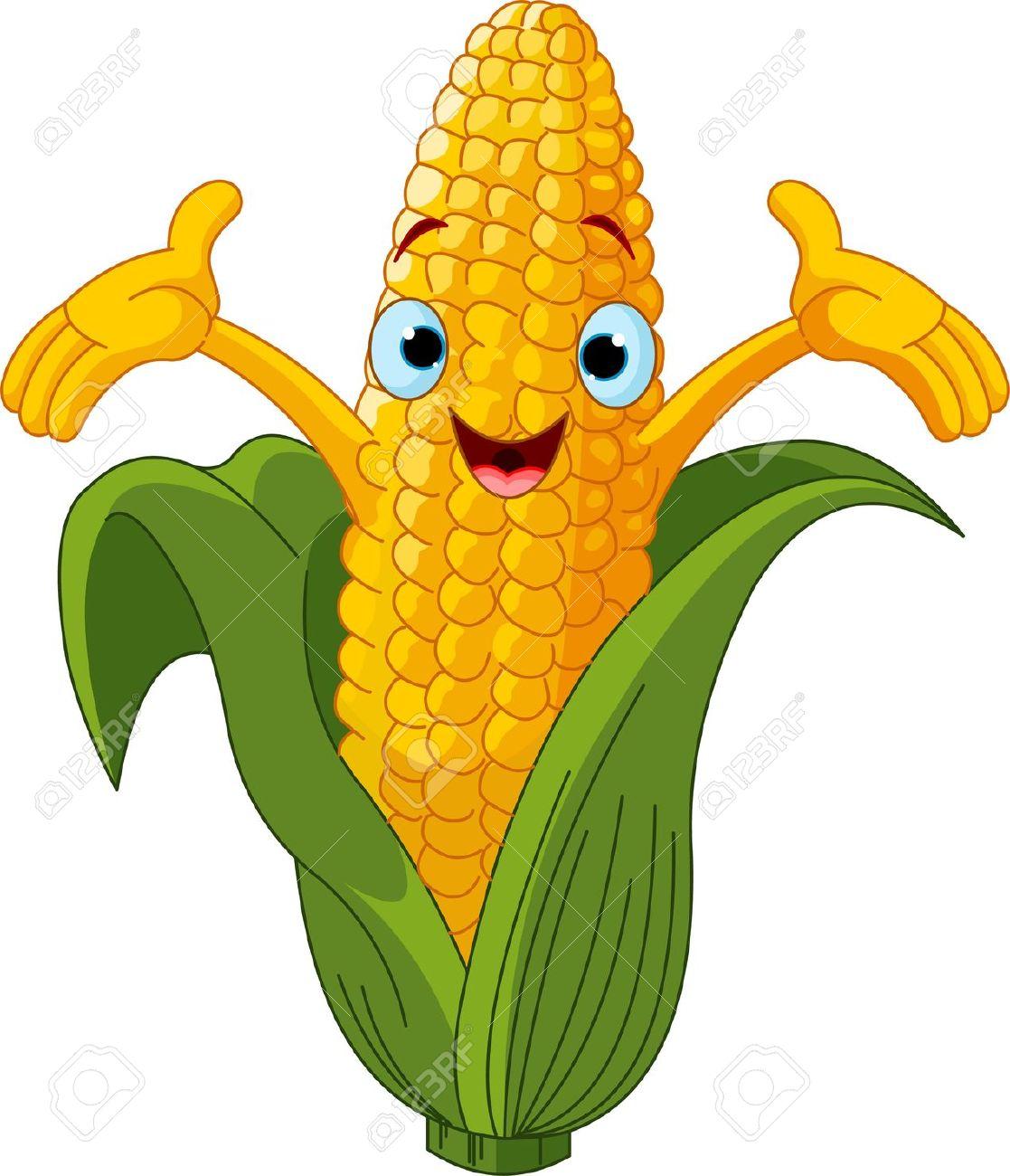 Maize clipart.