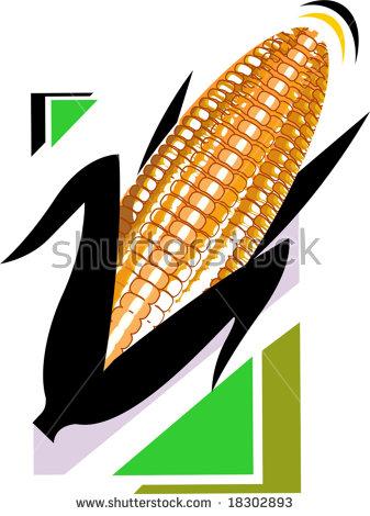 Maize varieties clipart #12