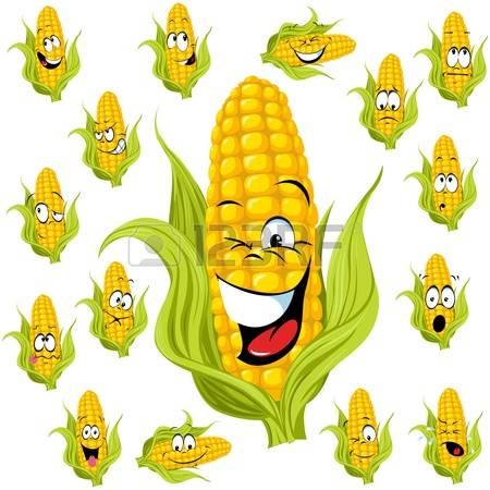Maize varieties clipart #15