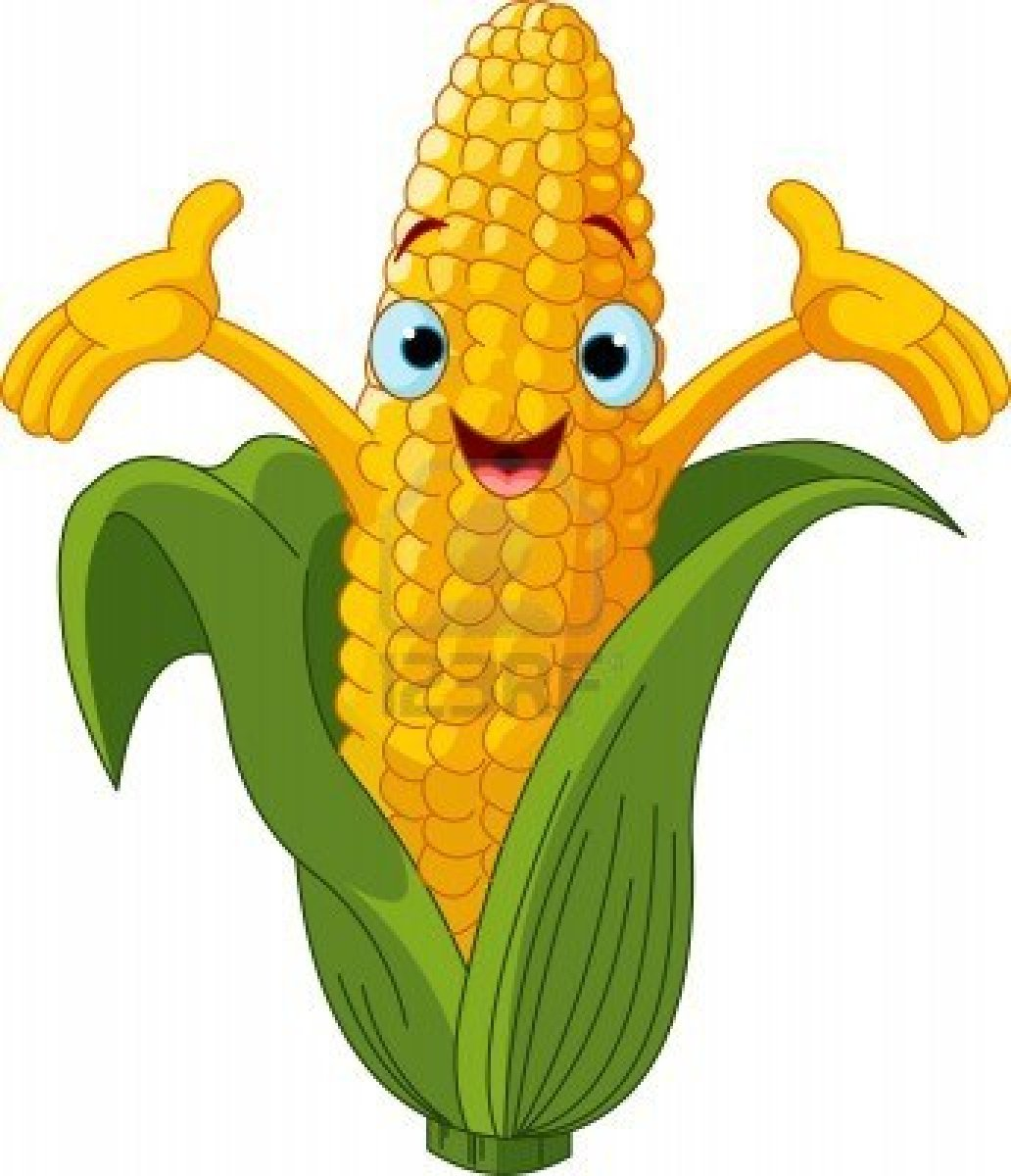 Maize varieties clipart #18