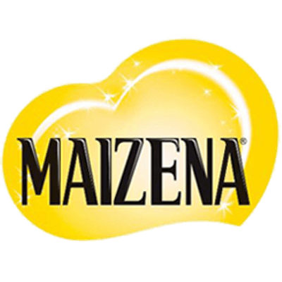 Maizena Logo transparent PNG.