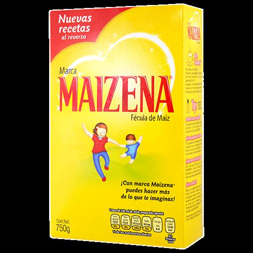 MAIZENA Natural Pq. 750 Gr..