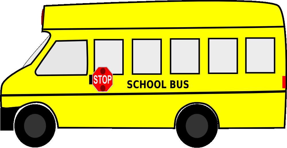 Schoolbus Clipart.