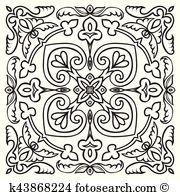 Majolica Clip Art Royalty Free. 877 majolica clipart vector EPS.