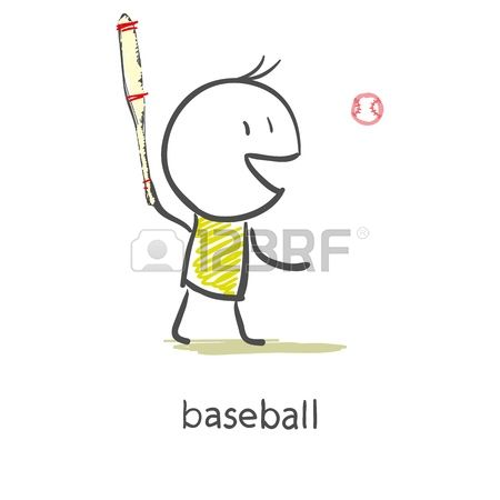 Major league baseball pitcher clipart #14