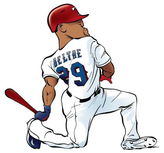 A Look Back at the First Half of the Major League Baseball Season.