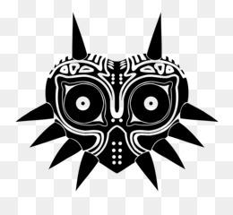 Legend Of Zelda Majora S Mask PNG and Legend Of Zelda Majora.