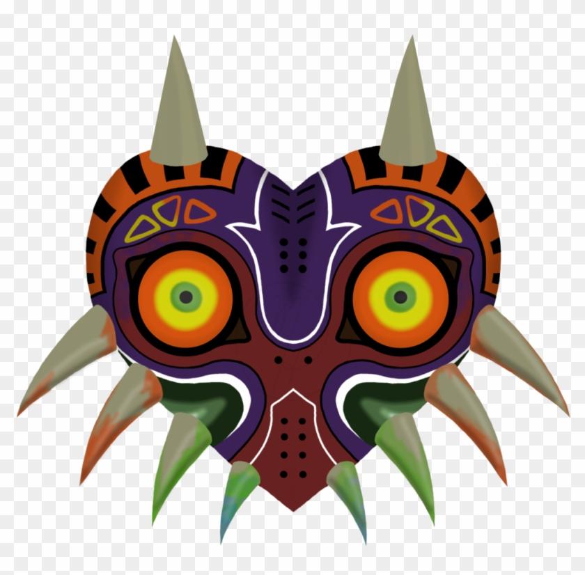 "Majora's Mask By Khhero358 ""."
