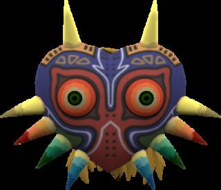 Majora's Mask (Item).